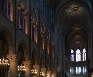 aesthetic, church, and magic image