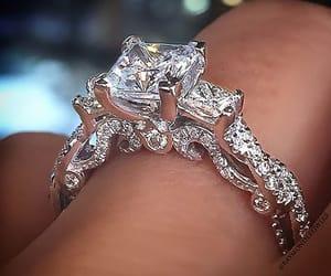 diamond, expensive, and jewelry image