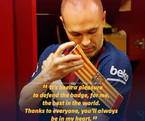 infinity, legend, and iniesta image