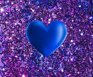 bling, blue, and colorful image