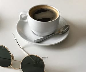 coffee, black, and delicious image
