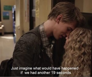 love, the carrie diaries, and couple image