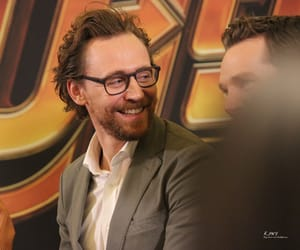 Avengers, man, and tom hiddleston image