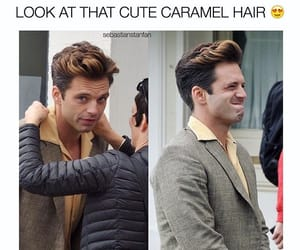 actor, caramel, and crush image