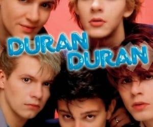 band, singer, and duran duran image