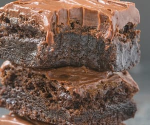brownies, cake, and Cookies image