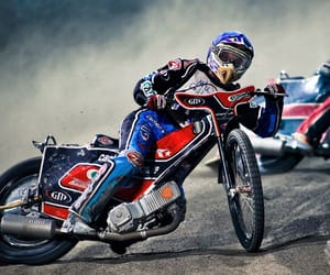 motorbikes, passion, and speedway image