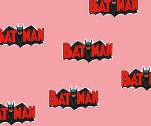 background, batman, and superhéroe image