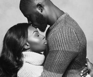 amour, black, and mignon image