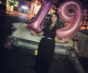 19, girl, and happy image