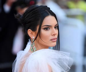 beauty, kendall jenner, and cannes image