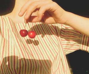 cherry, aesthetic, and alternative image