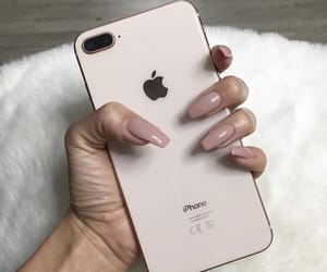 iphone, Nude, and pink image