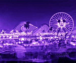 purple, theme, and aesthetic image