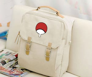 moda, backpacks, and uchiha image