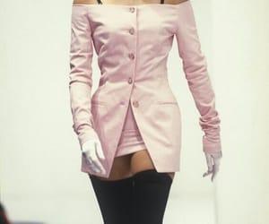 fashion, fashion week, and model image