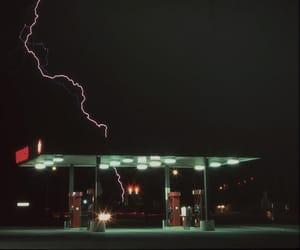 lightning, Missouri, and night photography image