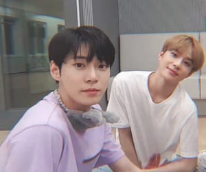 otp, wooyoung, and jungwoo image