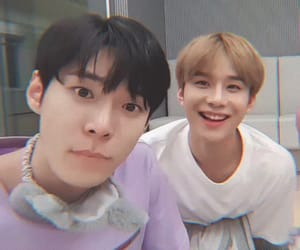 jungwoo and doyoung image