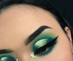 beauty, eyeshadow, and eyebrows image