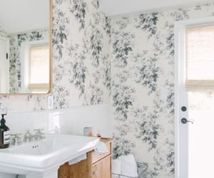 bathroom, decorating, and home image