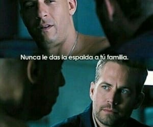 frases, paul walker, and family image
