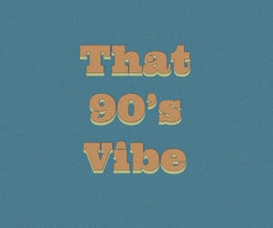 90s, blue, and vibe image