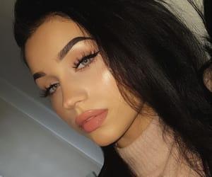 aesthetic, eyebrows, and glow image