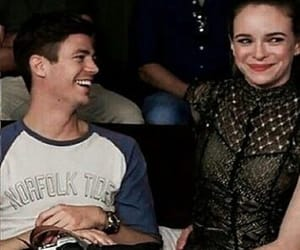 danielle panabaker, DC, and the flash image
