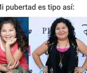 memes, risas, and pubertad image