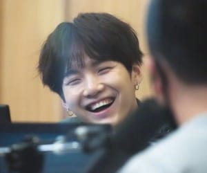 happy, smile, and bts image