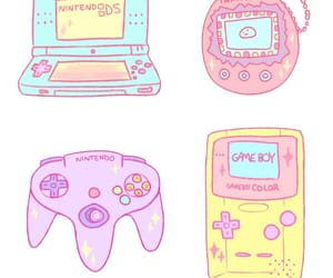 game, art, and controller image