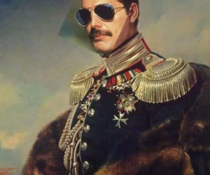 art, Freddie Mercury, and funny image