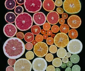 colours and fruit image