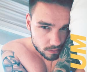 beautiful, liam payne, and bed image