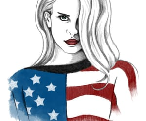 4th of july, america, and sweater image