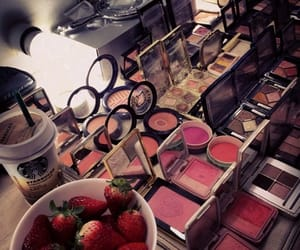 cosmetics, Dream, and makeup image
