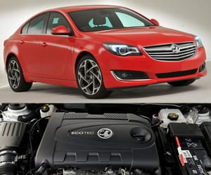insignia, apple carplay, and vauxhall insignia image