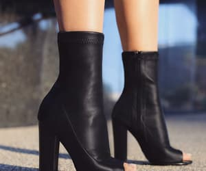 ankle boots, heels, and shoes image