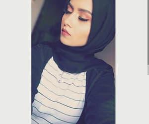 hijab, girls only, and hijab fashion image