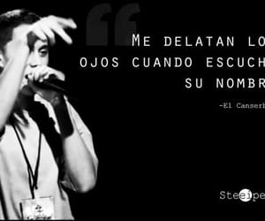 canserbero, love, and rap image