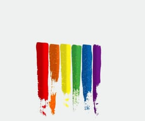 pride, rainbow, and wallpaper image