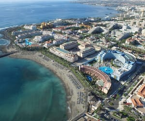 tenerife and playa de las americas image