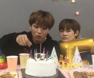 donghyuck, nct, and chenle image