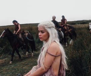 beautiful, got, and game of thrones image