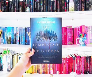 books, livros, and red queen image