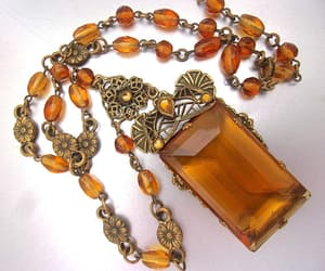 amber, czech, and etsy image