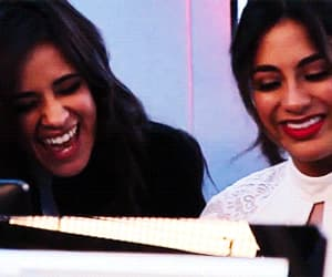 gif, fifth harmony, and camila cabello image