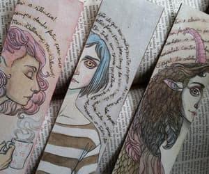 artwork, book, and handmade image