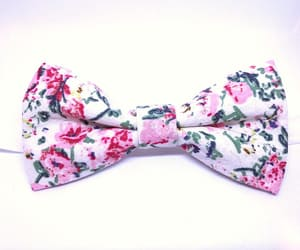 bowtie, white, and grooms bow tie image